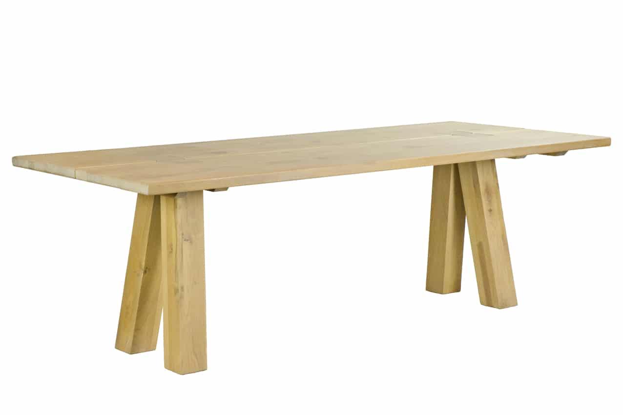 Eiken Tafels Schijndel : Eiken tafel hong kong eikentafels